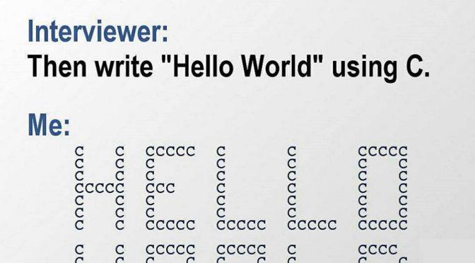 Jak napisać program wC wUbuntu