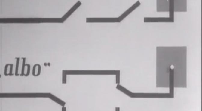 Komputery objaśniane nabardzo starym filmie