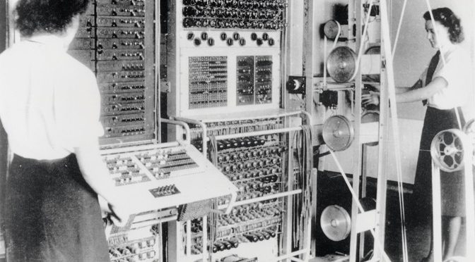 Colossus —The Greatest Secret in the History of Computing