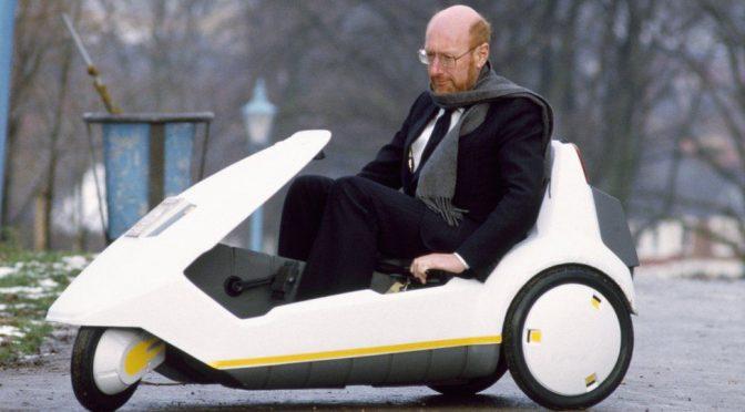 Zmarł Sir Clive Sinclair