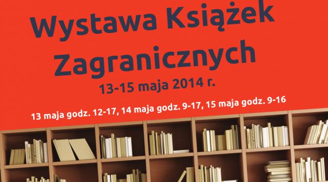 Wystawa Książek Zagranicznych wCentrum Wiedzy iInformacji Naukowo-Technicznej PWr. | Centrum Wiedzy iInformacji Naukowo – Technicznej