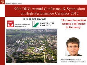 Prezentacja Konferencji DKG Niemcy 2015_1