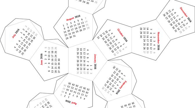 Zamieszanie wkalendarzu