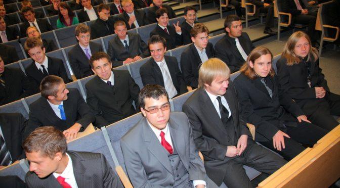 Dzień Rektorski zokazji inauguracji roku akademickiego 2016/2017