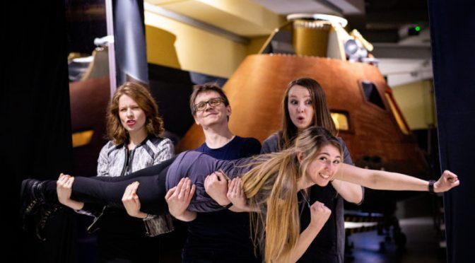 Kosmiczny sukces zespołu zudziałem Magdaleny Łabowskiej