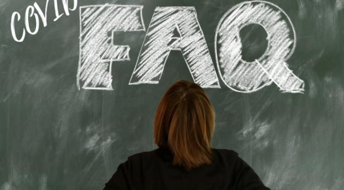 FAQ —organizacja nauki ipracy naPWr wsemestrze zimowym