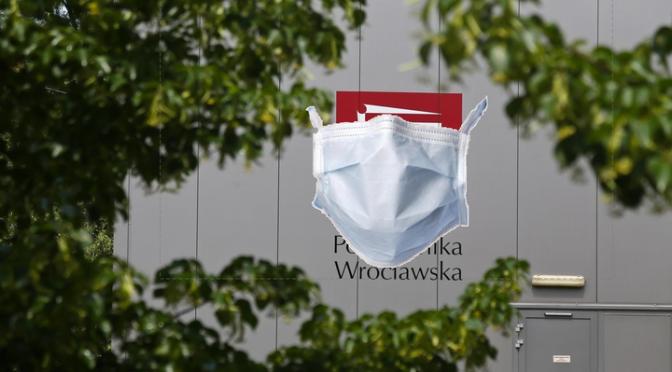 Zasady funkcjonowania uczelni wroku akademickim 2020/2021