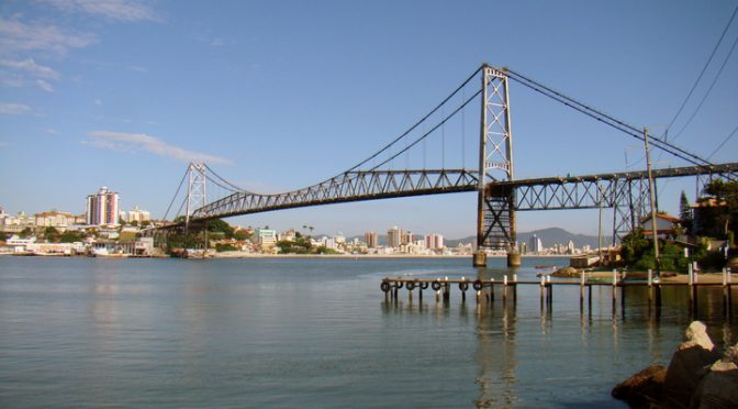 The challenges of rehabilitating the Hercílio Luz suspension bridge