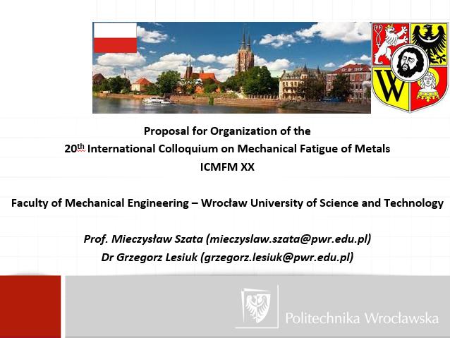 Informacja o konferencji